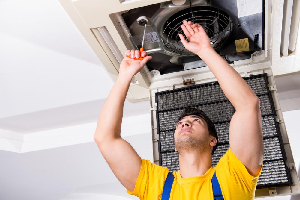 HVAC Maintenance & Repair